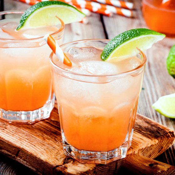 Agavales Cocktail Tequila Sunrise